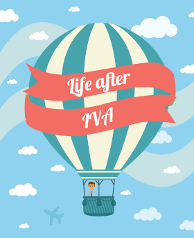 life after iva